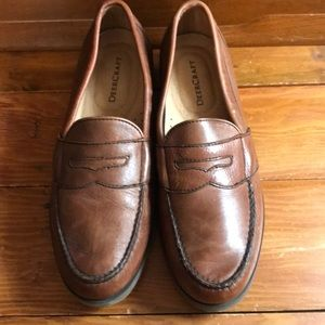 Deer Craft Carmel leather loafers 12 M